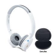iBall Serene B4 Micro SD Headphones - White