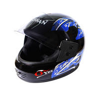 Branded Af02 Full Face Helmet (Large Size)