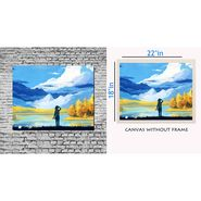MeSleep Nature Canvas Painting Without Frame-pc-cm-011