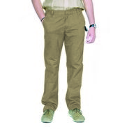 Uber Urban Cotton Trouser_ub29 - Olive