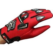 Riding Gloves Knighthood Red Color