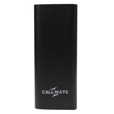 Callmate Power Bank Mi 5 16000 mAh - Black