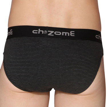 Pack of 3 Chromozome Regular Fit Briefs For Men_10129 - Multicolor