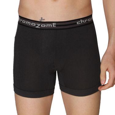 Pack of 3 Chromozome Regular Fit Trunks For Men_10365 - Multicolor