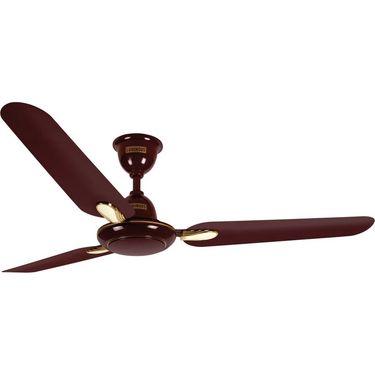 Luminous 1200 mm Dhoom Brown Ceiling Fan