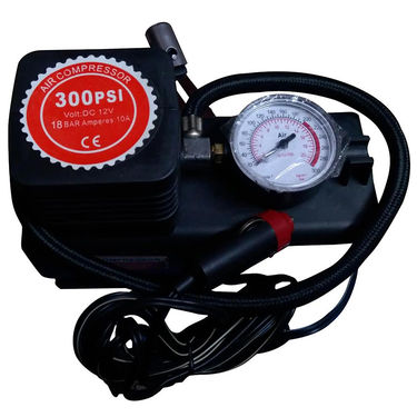 Combo of Vacuum cleaner Blue + air compressor