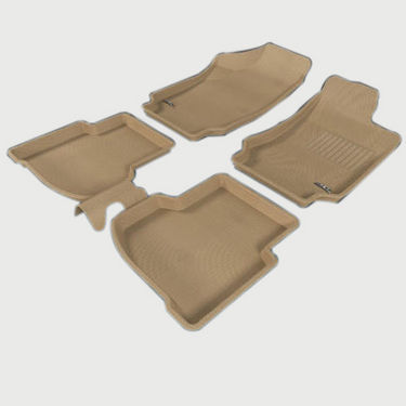 3D Car Mats For Indica Vista Car