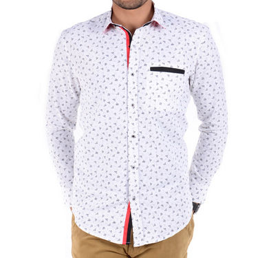 Bendiesel Cotton Casual Shirt For Men_Bdc087 - Multicolor