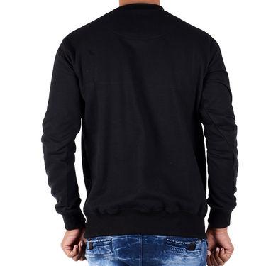 Bendiesel Wollen Sweatshirt For Men_Bdjkt015 - Black