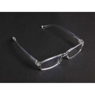 Callmate Anti-Radiation UV Protection Computer Glasses - White
