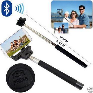 Aeoss Handheld Wireless Bluetooth Selfie Monopod Bluetooth Stick with Remote f mobiles