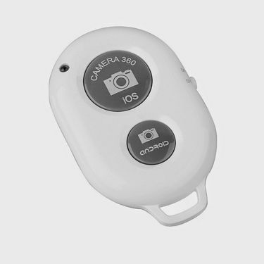 Flashmob Bluetooth Selfie - White