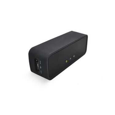 Callmate BSK10 Portable Bluetooth Stereo Speaker - Black