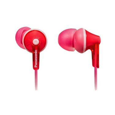 Panasonic RP-TCM125E-P In-Ear Mobile Headset Handsfree with Mic - Pink
