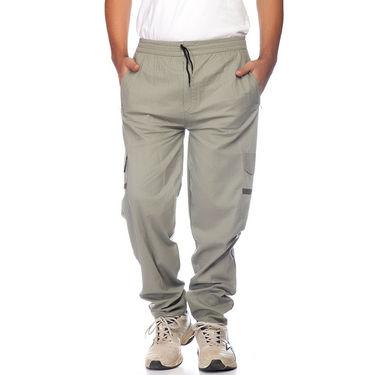 Delhi Seven Cotton Plain Lower For Men_Mumpj021 - Off White