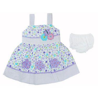 Ole Baby Sleeveless Frock_OB-PFRC-421