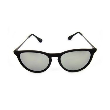 Flying Machine Wayfarer Sunglasses For Men_fms095col204 - White