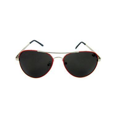 Flying Machine  Aviator Sunglasses For Men_fms114col121104 - Black