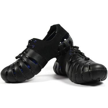 Globalite EVA Sandals GEC0141 -Black Blue