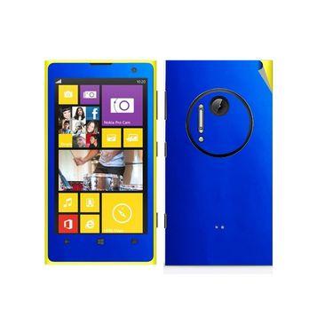 Snooky Mobile Skin Sticker For Nokia Lumia 1020 21027 - Blue
