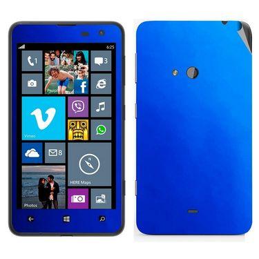 Snooky Mobile Skin Sticker For Nokia Lumia 625 20999 - Blue