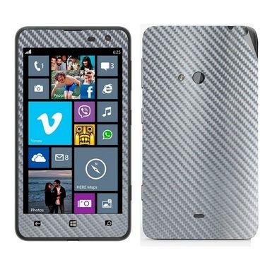 Snooky Mobile Skin Sticker For Nokia Lumia 625 20994 - silver