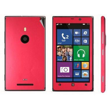 Snooky Mobile Skin Sticker For Nokia Lumia 925 21019 - Red