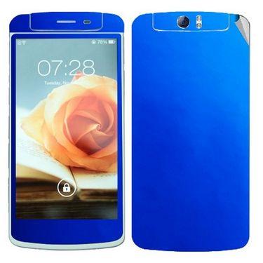 Snooky Mobile Skin Sticker For OPPO N1 20897 - Blue