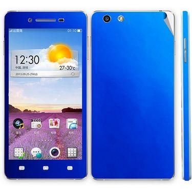 Snooky Mobile Skin Sticker For Oppo R1 R829t 20908 - Blue