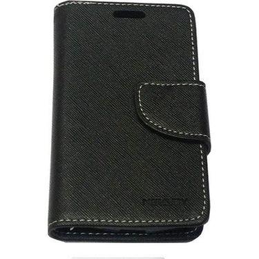 BMS lifestyle Mercury flip cover for Sony Xperia M Single C1905 - Black