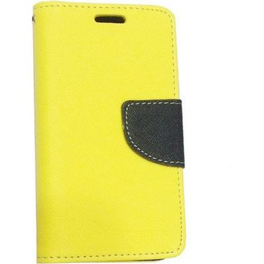 BMS lifestyle Mercury flip cover for Sony XPERIA M - Yellow