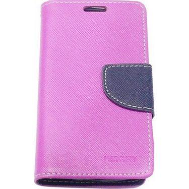 BMS lifestyle Mercury flip cover for Nokia XL - Purple