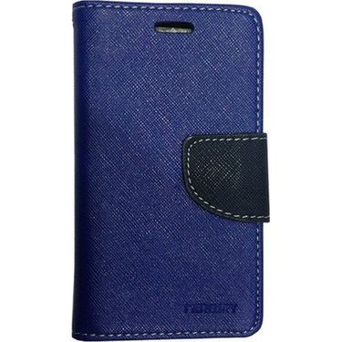 BMS lifestyle Mercury flip cover for Sony XPERIA M - Blue