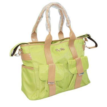 Wonderkids Green Fancy Baby Diaper Bag_BK-1239-GFDB