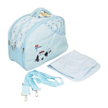 Wonderkids Cutie Express Print Baby Diaper Bag_BG-360-CEDB