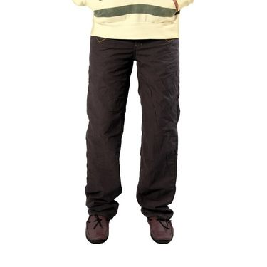 Uber Urban Cotton Trouser_8bndtrscbr - Brown