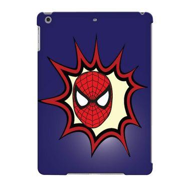Snooky Digital Print Hard Back Case Cover For Apple iPad Air 23705 - Purple