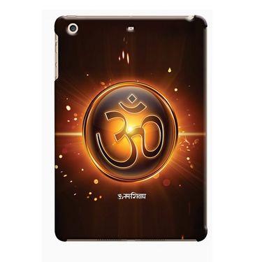 Snooky Digital Print Hard Back Case Cover For Apple iPad Mini 23780 - Brown