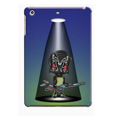Snooky Digital Print Hard Back Case Cover For Apple iPad Mini 23716 - Blue