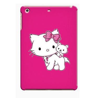 Snooky Digital Print Hard Back Case Cover For Apple iPad Mini 23819 - Pink