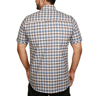 Sparrow Clothings Cotton Checks Shirt_wjc20 - Multicolor