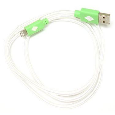 Flashmob LED Lightning Cable - White