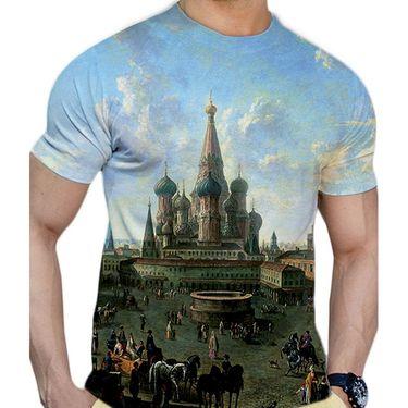 Graphic Printed Tshirt by Effit_Trp0382