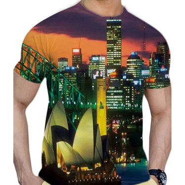 Graphic Printed Tshirt by Effit_Trp0396