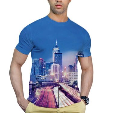 Graphic Printed Tshirt by Effit_Trsb0380