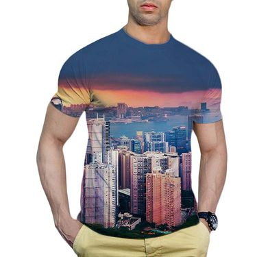 Graphic Printed Tshirt by Effit_Try0379
