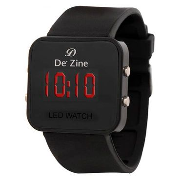 Pack of 3 Dezine Round & Digital Dial Watches_r100801led