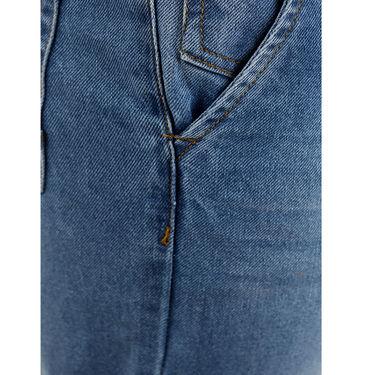 Naughty Walts Stylish Cotton Denim_Npjnwc30 - Light Blue