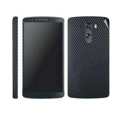 Snooky 38779 Mobile Skin Sticker For Lg G3 - Black