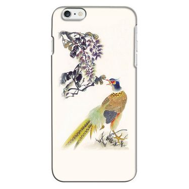 Snooky 35185 Digital Print Hard Back Case Cover For Apple iPhone 6 - Cream